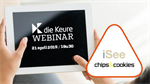 Infosessie informatica: Chips & Cookies + iSee