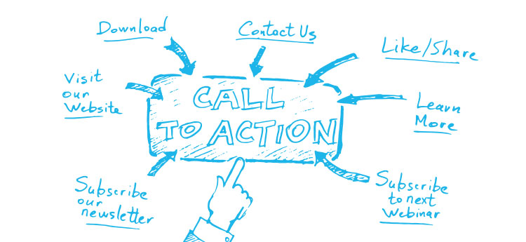 call-to-action buttons genereren directe leads