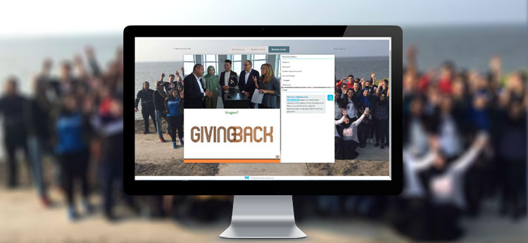 Stichting Giving Back webinar